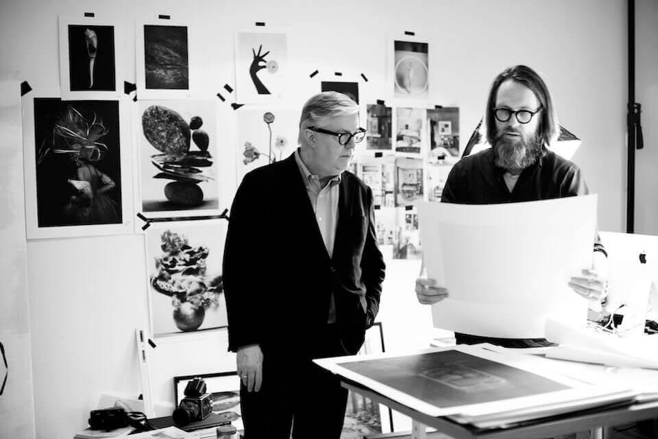 Lars Nittve & Jörgen Ringsrand