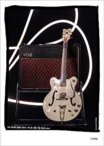 1962 White Falcon