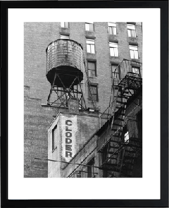 Water Tower in New York